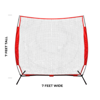 Large Back Net for Catching Arrows