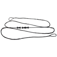 Premium Dacron Bowstring with Finger Guard | Replacement Bowstring